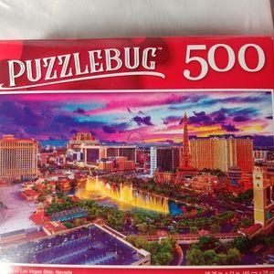 Puzzlebug Cra-Z-Art New Sealed 500